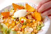 お米のサラダの作り方3