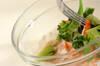 エビとブロッコリーのサラダの作り方の手順5