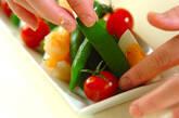 ブロッコリーと小エビのサラダの作り方5