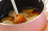 サツマイモとワカメのみそ汁の作り方5