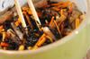 定番!昔ながらのヒジキと大豆の煮物の作り方の手順6