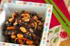 定番!昔ながらのヒジキと大豆の煮物の作り方の手順