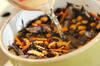 定番!昔ながらのヒジキと大豆の煮物の作り方の手順7