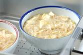 豆腐と長芋のふんわり蒸しご飯の作り方3
