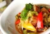 ウナギ蒲焼きの炒め物
