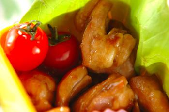 鶏のママレード焼き