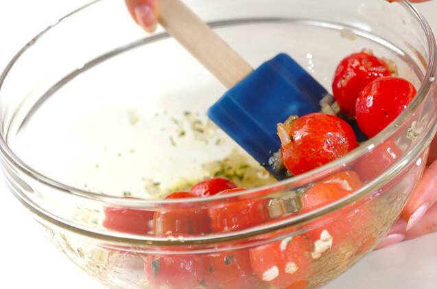 プチトマトのマリネの作り方の手順6
