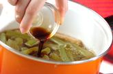 フキと油揚げの煮物の作り方3