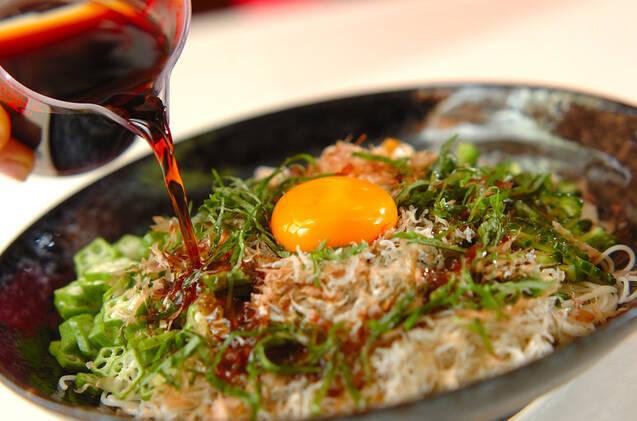 混ぜ混ぜ素麺の作り方の手順4