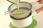 エンドウ豆のスープの作り方2