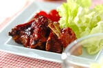 骨付き豚バラ肉のママレード煮