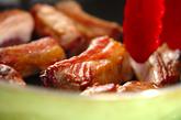 骨付き豚バラ肉のママレード煮の作り方1