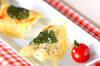 チーズのチュイルの作り方の手順