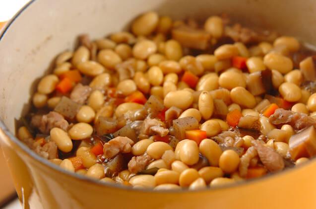 我が家の定番!大豆の五目煮の作り方の手順6