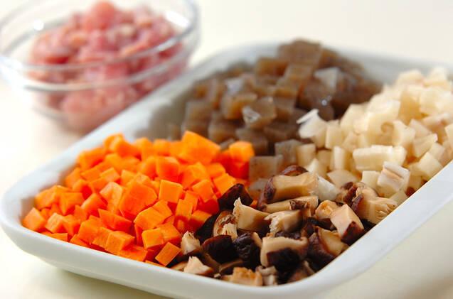 我が家の定番!大豆の五目煮の作り方の手順4