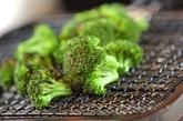 焼きブロッコリーのサラダの作り方1
