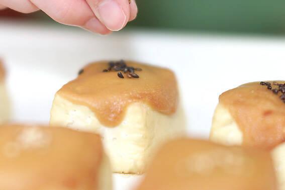 豆腐マヨ田楽の作り方の手順3