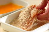 サクサクチキンカツ丼の作り方1
