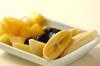 バナナパフェの作り方の手順1