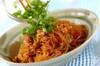 糸コンのピリ辛煮の作り方の手順4