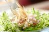豚とレタスのしゃぶサラダの作り方の手順4