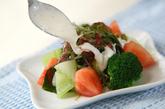 ヨーグルトサラダの作り方1