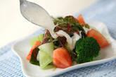 ヨーグルトサラダの作り方5