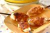 五平餅風焼きおにぎりの作り方の手順
