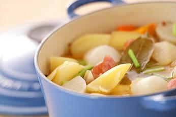 和ポトフ風スープ