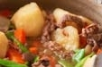 ほっくり肉ジャガの作り方4