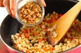 高野豆腐みその玄米レタス包みの作り方2