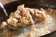 揚げ鶏のレモンあんの作り方2