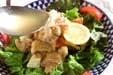 揚げ鶏のレモンあんの作り方3