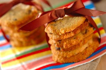 アメリカン☆チョコチャンククッキー