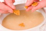 レンコンのとろとろスープの作り方3