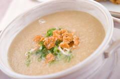 レンコンのとろとろスープ