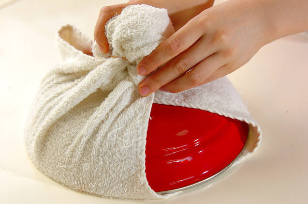 茶碗蒸しの作り方の手順3