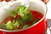 ブロッコリーのスープの作り方6