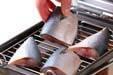 焼き塩サバの作り方5