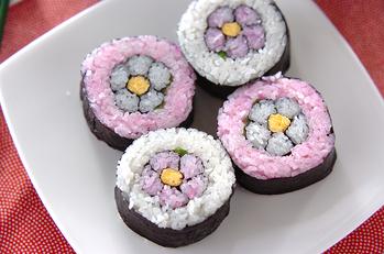 梅巻き寿司