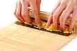 梅巻き寿司の下準備5