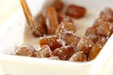 コンニャク入り酢豚風炒めの作り方1
