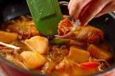 和風ジャガイモカレーの作り方3