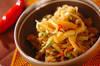 切干し大根とジャコの煮物の作り方の手順