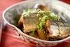 サンマのピリッと煮の作り方の手順