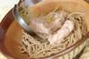 イカだんごそばの作り方の手順4