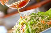 素麺エスニックサラダの作り方11
