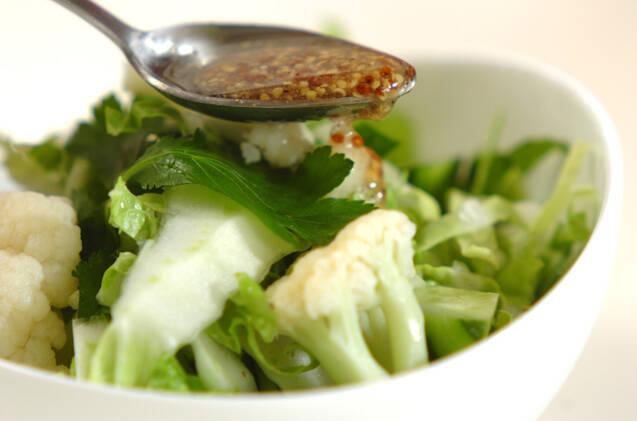 白菜のサラダの作り方の手順6