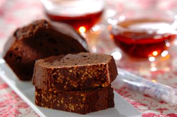 アーモンドチョコケーキ