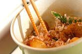 揚げジャガの煮物の作り方5